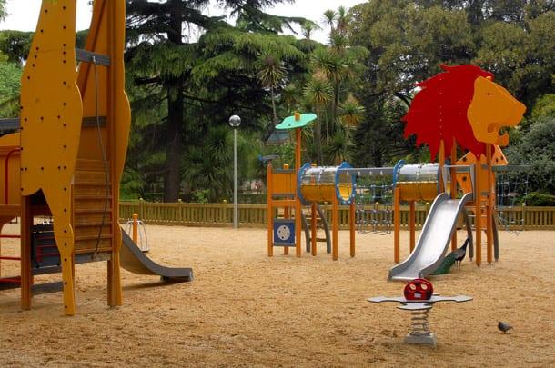 Sítios a visitar com crianças e toda a família: jardim da estrela