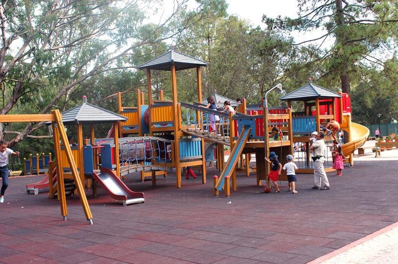 Sítios a visitar com crianças e toda a família: parque do alvito