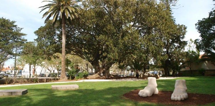Parque Marechal Carmona, um sítio com muita beleza!