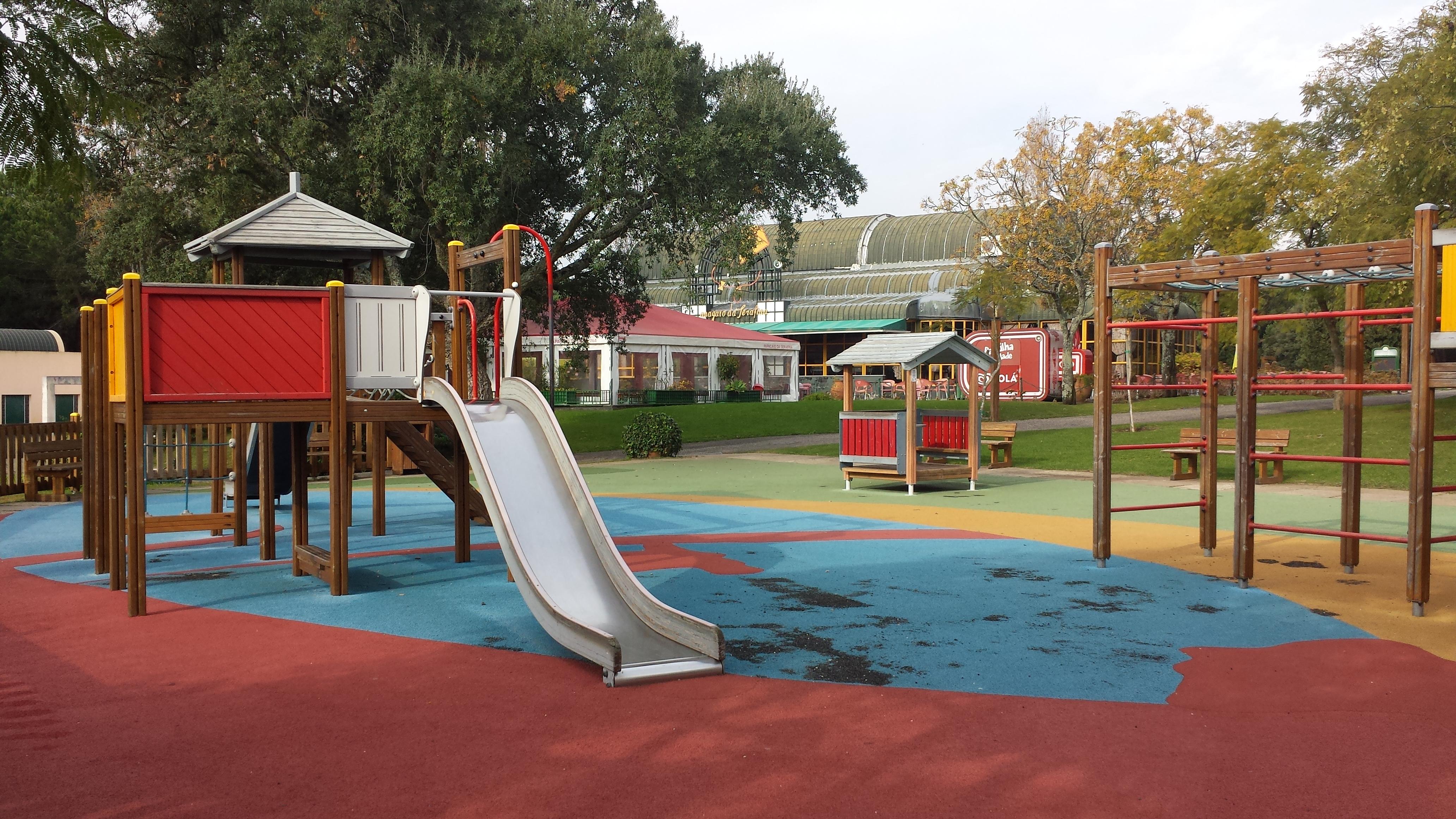 Sítios a visitar com crianças e toda a família: Parque da serafina