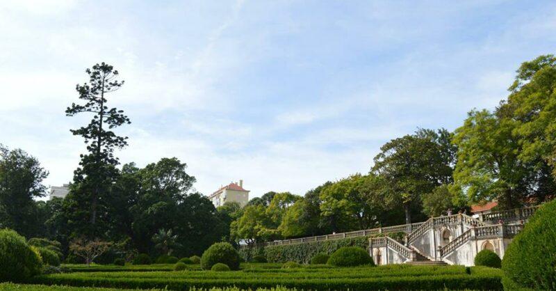 Jardim Botânico da Ajuda: um sítio mágico!