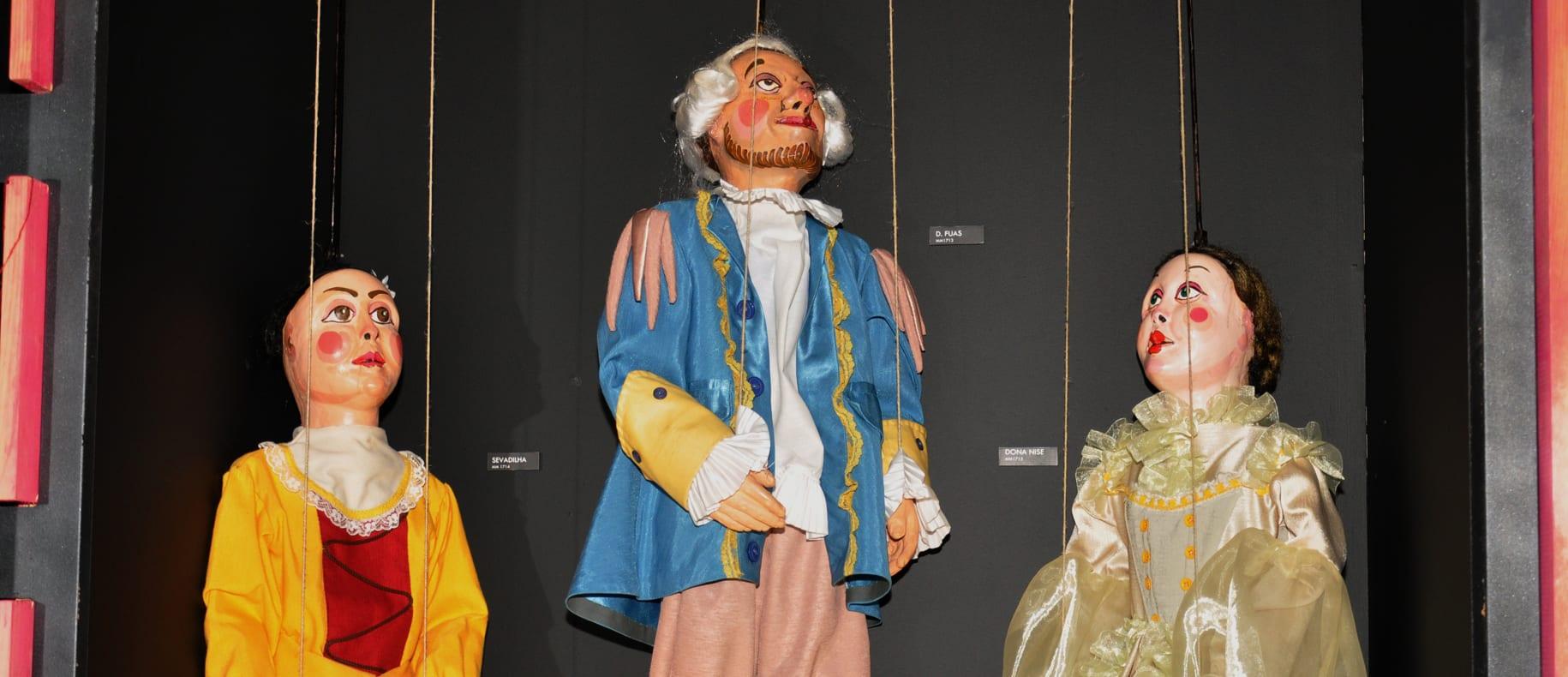 Sítios a visitar com crianças e toda a família: museu da marioneta