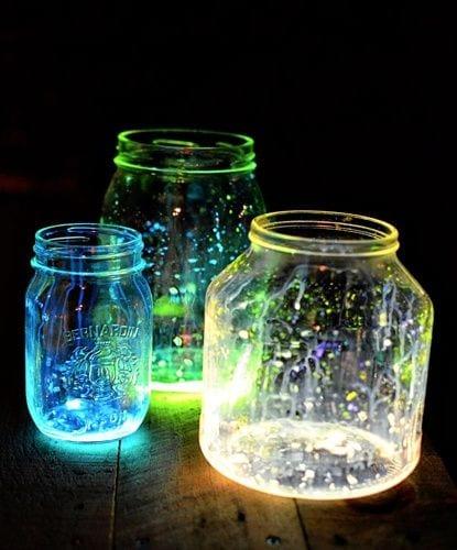 Hora do Planeta - lanternas