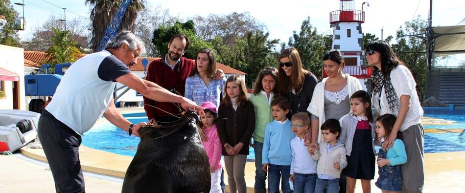 Sábados Selvagens em Família!, no Jardim Zoológico de Lisboa