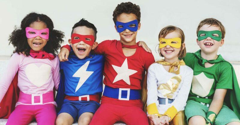 Preparados para um super Carnaval em família?