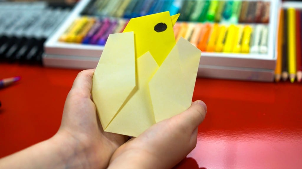 origami-pintainho