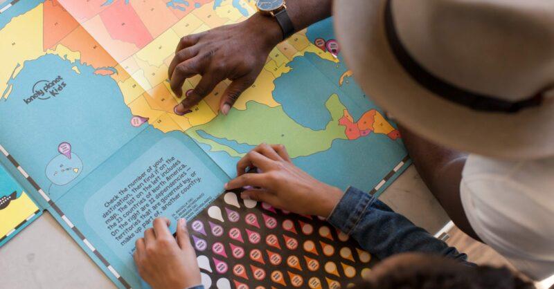 Perguntas Frequentes Viajar com Crianças