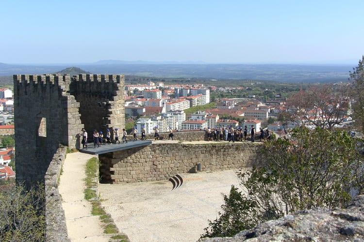 Castelo e Muralhas de Castelo Branco