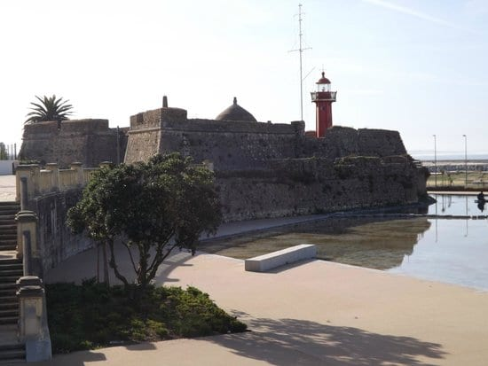 Forte e Capela de Santa Catarina