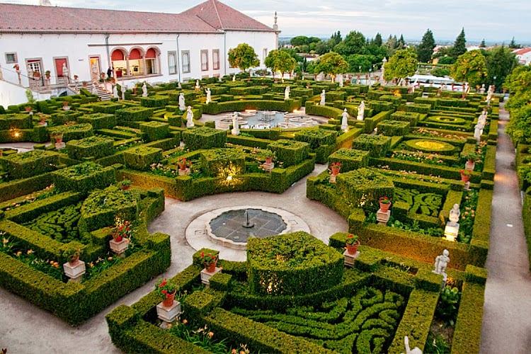 Jardim do Paço Epsicopal