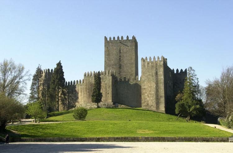 o que visitar em Guimarães com crianças