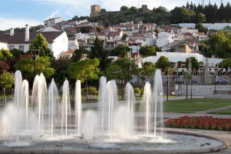 Parque da Cidade - Castelo Branco