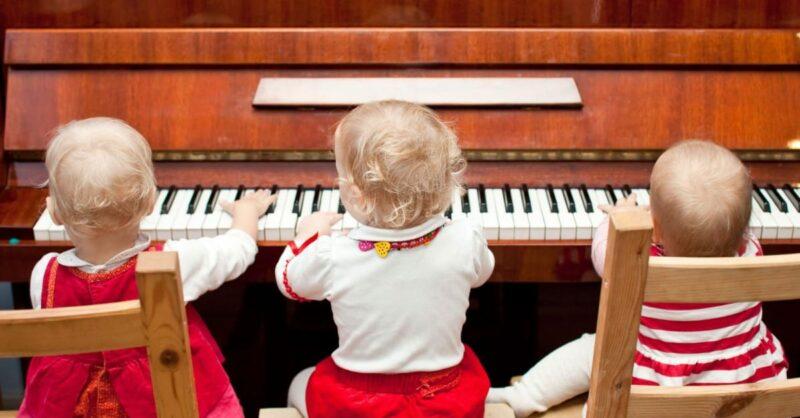 À procura de uma escola de música para crianças? Reunimos as melhores!