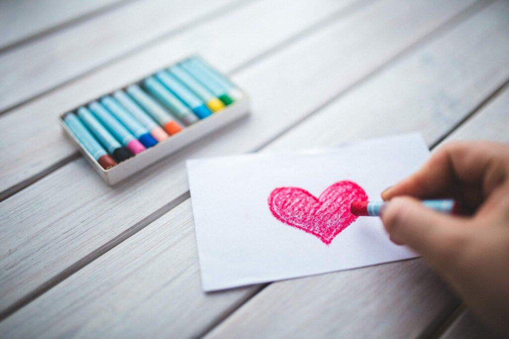 escrever um postal