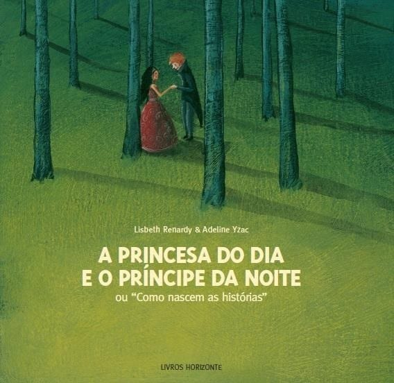 Livros terrivelmente assustadores para ler com as crianças no Halloween: a princesa do dia e o príncipe da noite