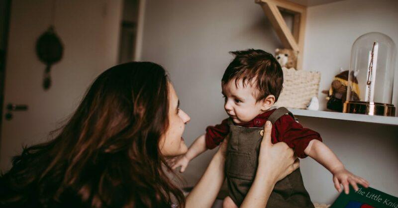 desenvolvimento linguagem bebé