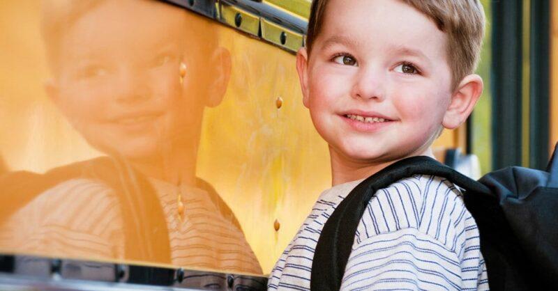 O meu filho não quer ir à escola: e agora?
