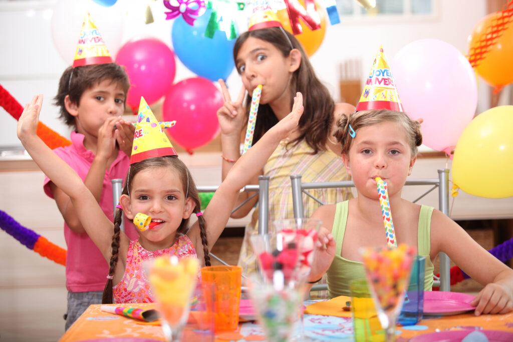 Festas de Aniversário: Atividades para fazer com os miúdos em casa