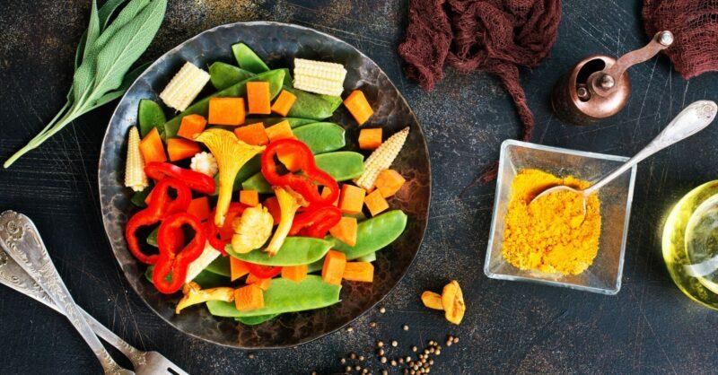 receitas com legumes