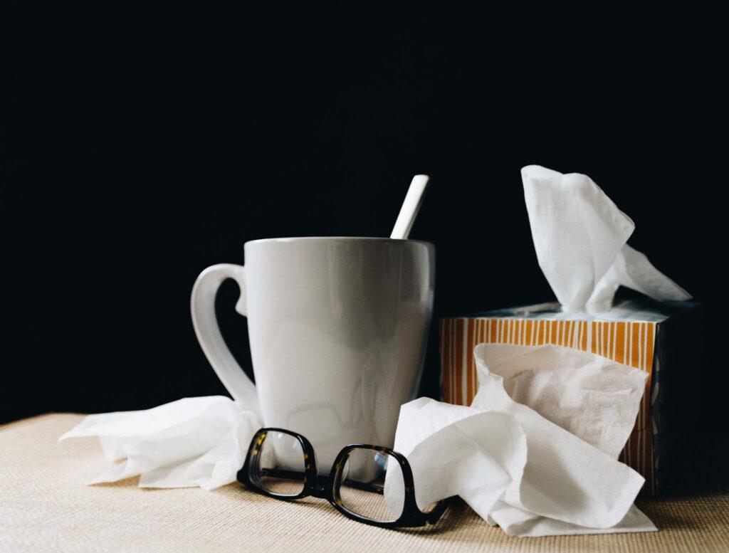 gripe recomendações da DGS