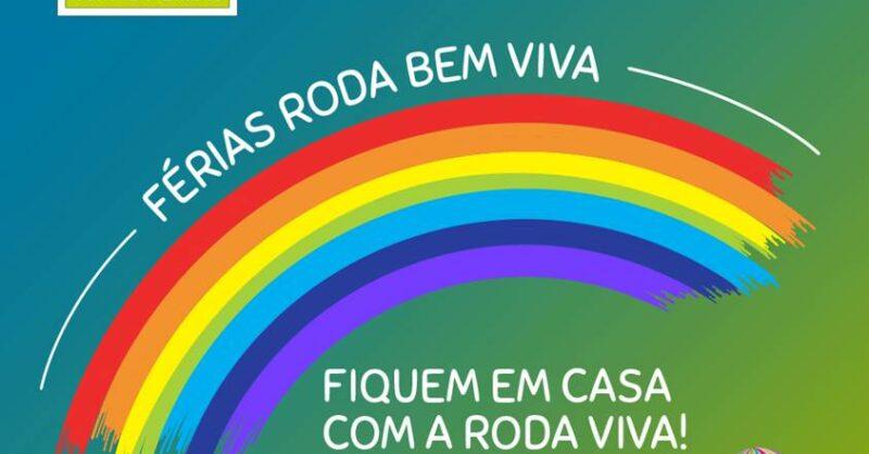 Atelier de férias Páscoa Roda Viva Online