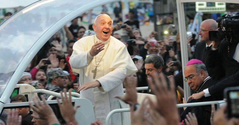 Os dez conselhos do Papa Francisco para alcançar a felicidade