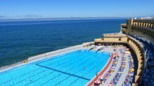8 Piscinas para toda a Família em Lisboa: hotel arribas