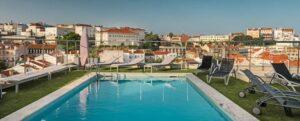 8 Piscinas para toda a Família em Lisboa: piscina nh liberdade