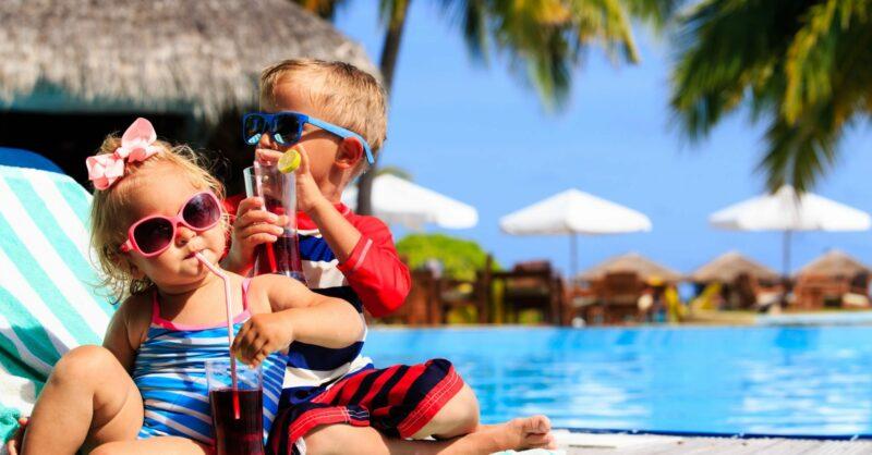 Férias com crianças sem stress