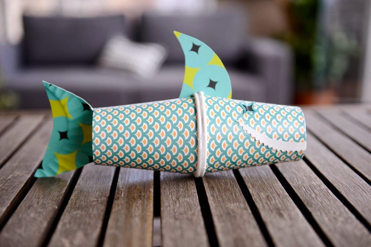 Tubarão amigo