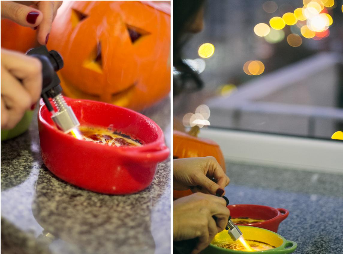 Como esculpir abóboras para o Halloween? Mariana a fazer um doce de abóbora