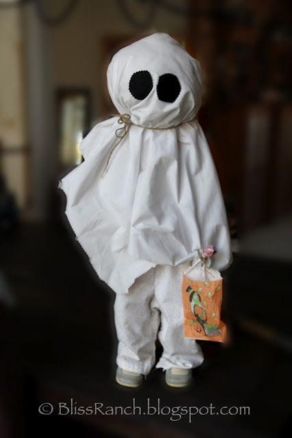 fantasma fatos de halloween