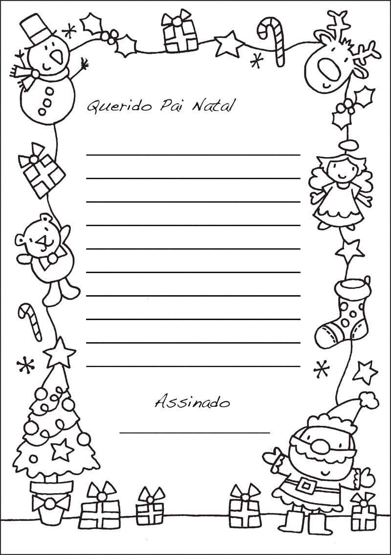 cartas ao pai natal 1