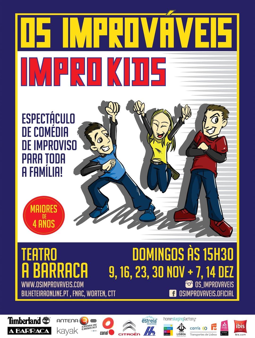 iMPROkIDS - A Fábrica