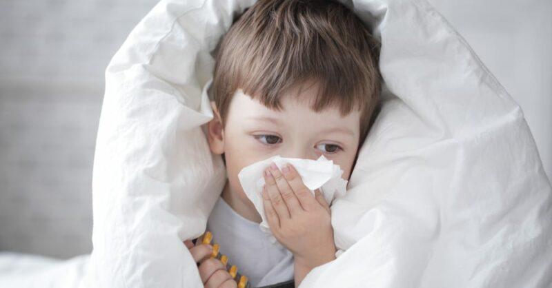 Constipação em crianças - é como se pode tratar