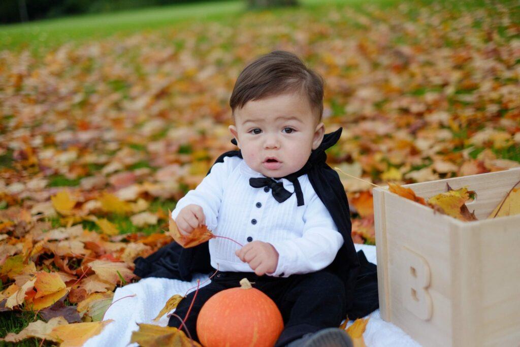 halloween bebés