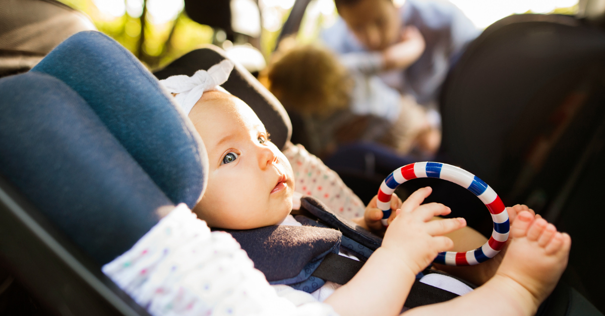 segurança rodoviária infantil