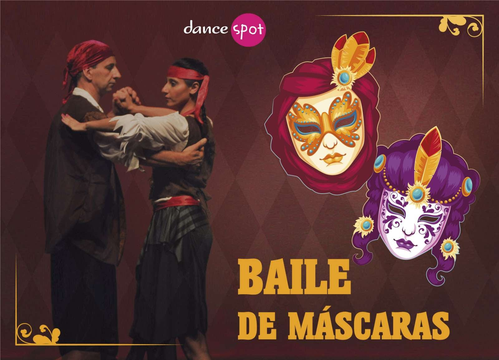 baile de máscaras dancespot