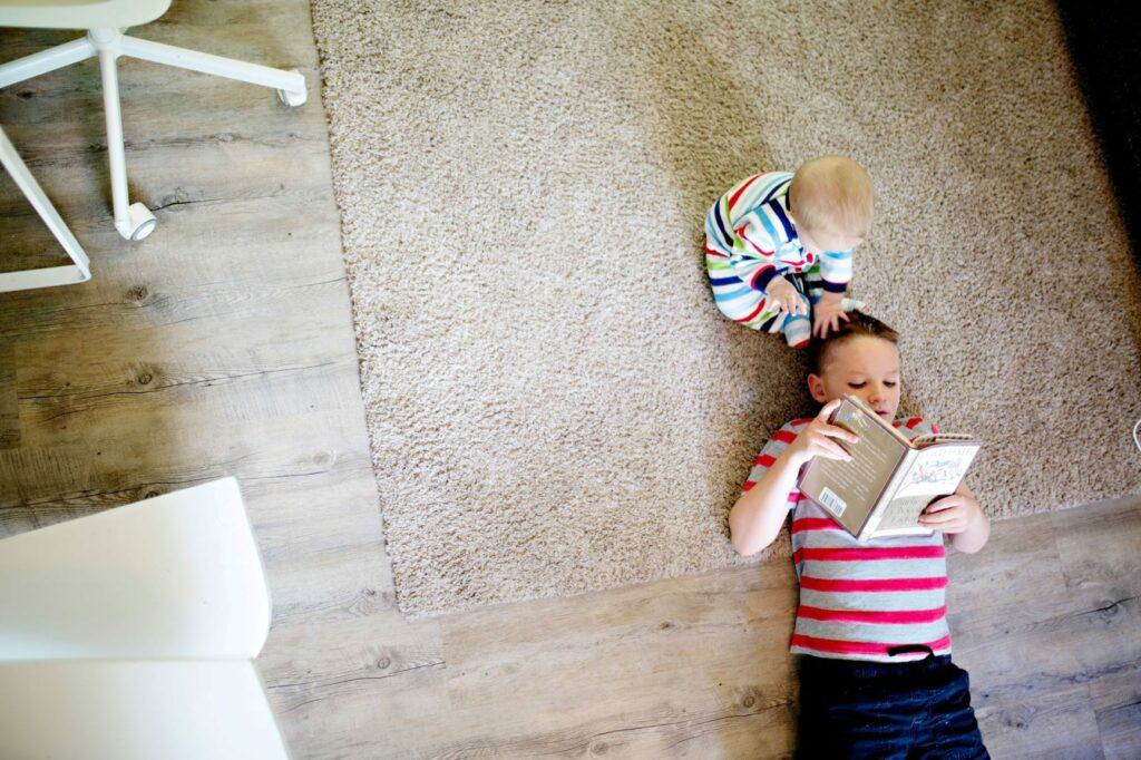 livros dias em casa