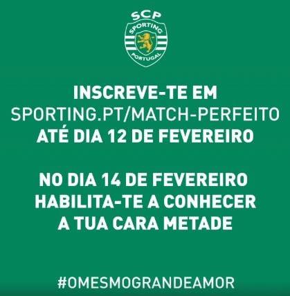 match perfeito sporting
