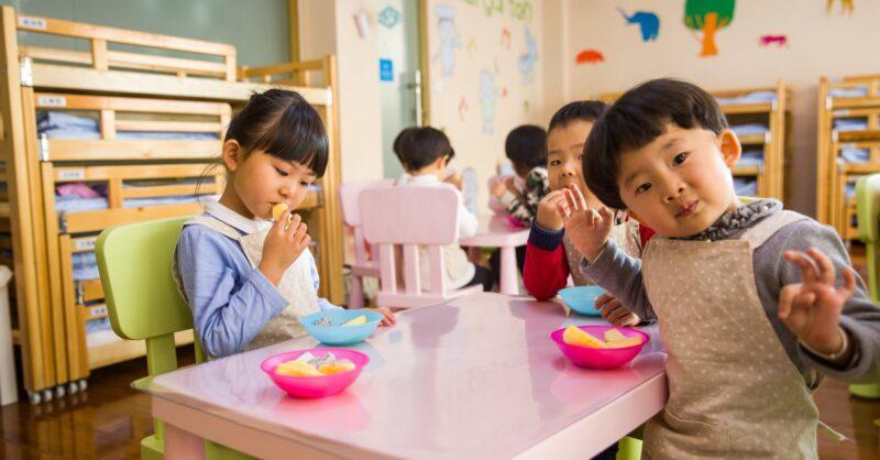 O sucesso escolar está relacionado com a alimentação?