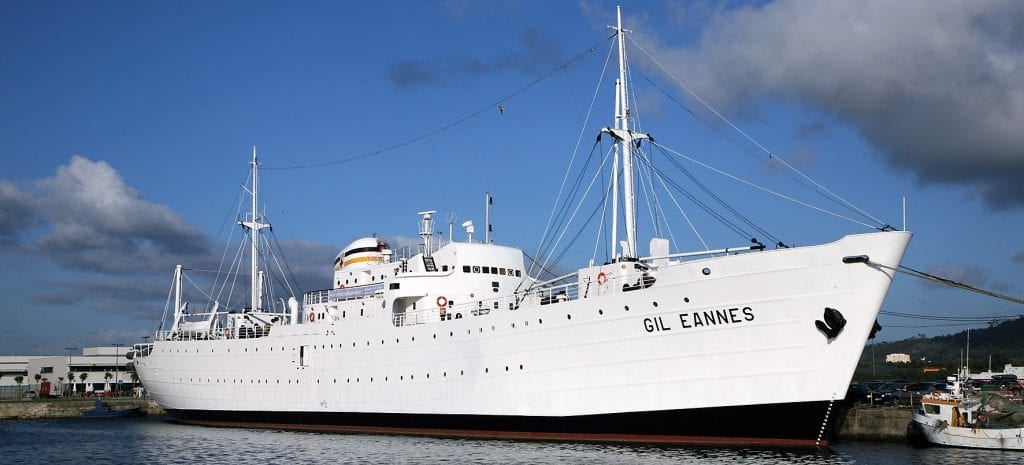 navio gil eannes