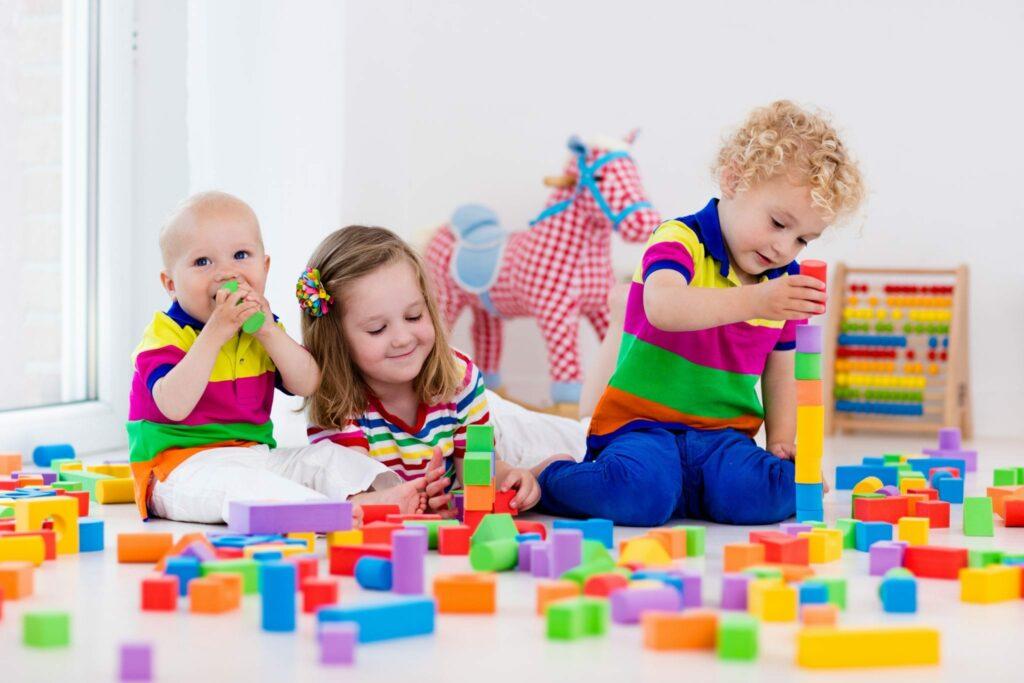 espaços de socialização para bebés