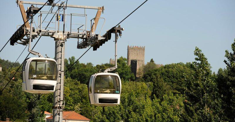 Teleférico de Guimarães – Monte da Penha