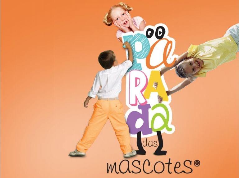 atividades para Crianças no fim de semana de 20 e 21 e até 26 de Maio: parada das mascotes