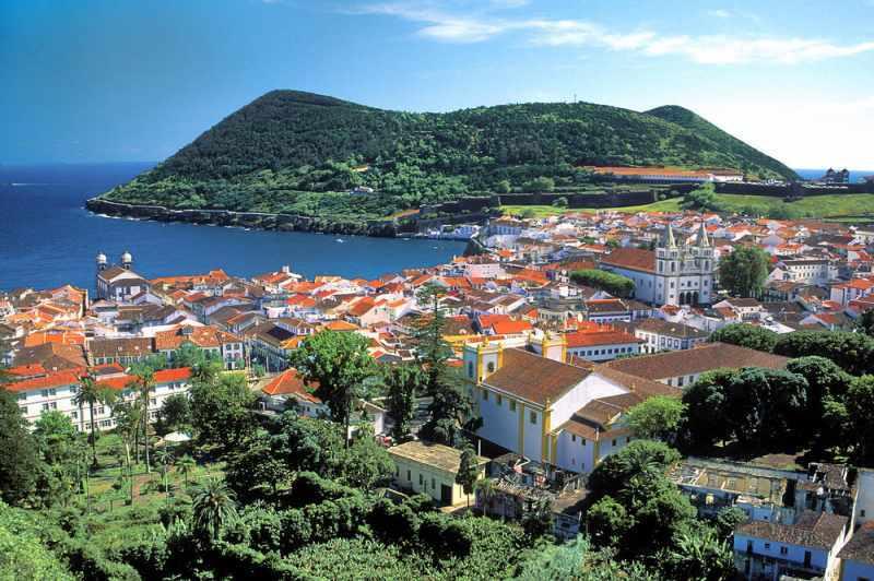 Ilha Terceira o que visitar nos açores