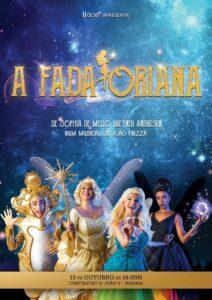 As melhores Peças de Teatro para Crianças: A fada Oriana