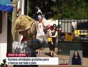 Divertir as crianças sem gastar um tostão - País - RTP Notícias
