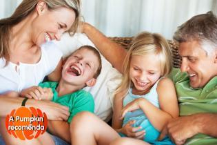 Espreitar as sugestões de atividades em Família da Pumpkin
