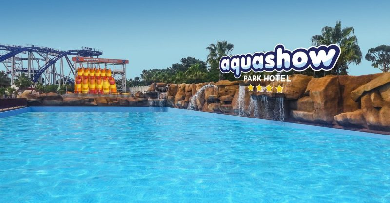 Aquashow Park Piscina Tropical